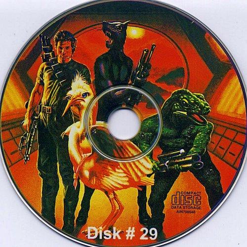 Лучшие игры для IBM PC. Disk #29