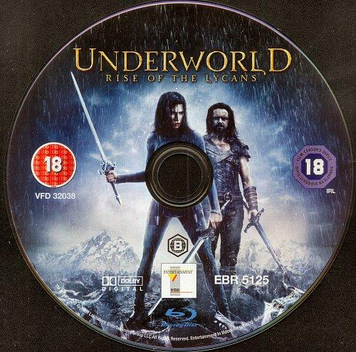 Другой мир: Восстание ликанов / Underworld: Rise of the Lycans (2009)