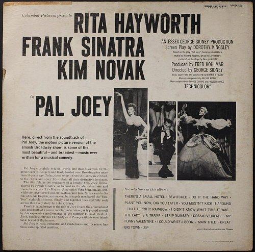 Pal Joey (OST) 1957