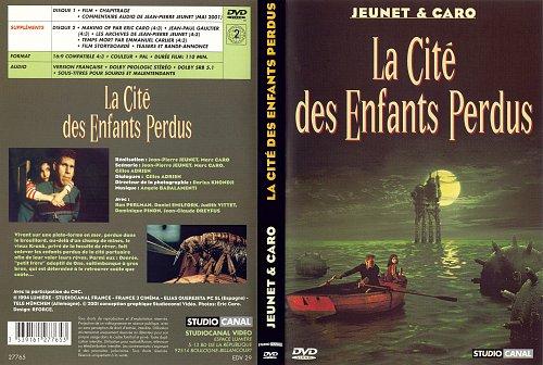 Город потерянных детей / La Cite des enfants perdus (1995)