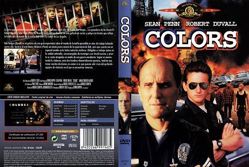 Цвета / Colors (1988)