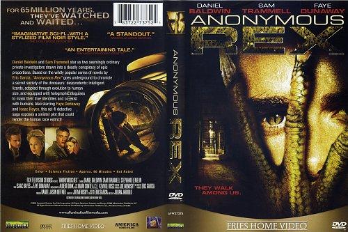 Люди Динозавры (Ящер) / Anonymous Rex (2004)