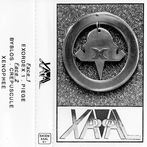 XAAL - XAAL (1990 Booster' Studio, XAAL, France)