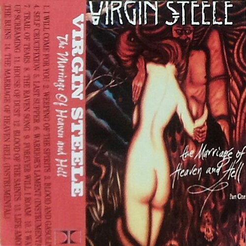 Virgin Steele - The Marriage Of Heaven And Hell Part One (1994)