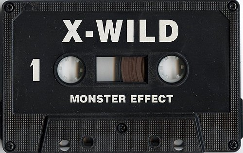 X-Wild - Monster Effect (1995 Tricolor Music, SM Music Publishing, Russia)