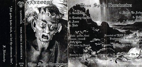 Xantotol - Thus Spake Zaratustra (1995 Witching Hour Productions, Poland)