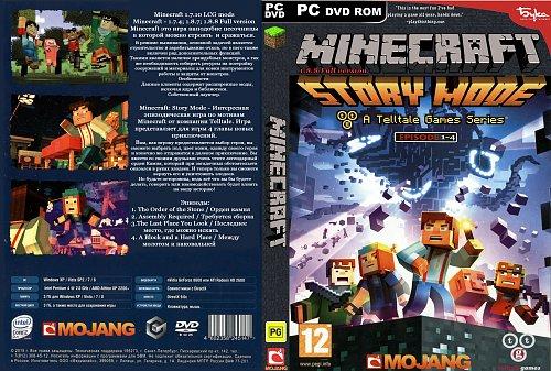 Minecraft. Антология.