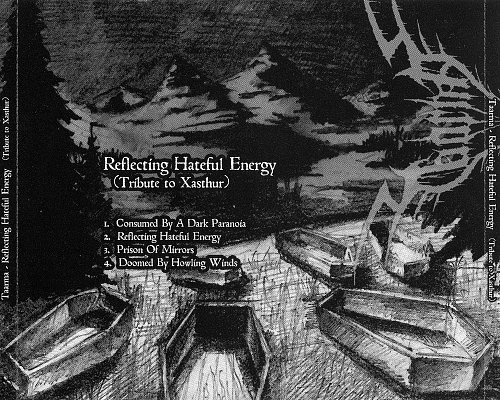 Taarma - Reflecting Hateful Energy (Tribute To Xasthur) (2010 Sabbathid Records, Japan)