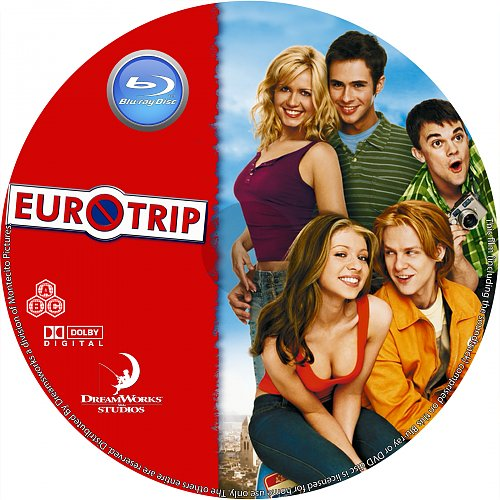 Евротур / EuroTrip (2004)