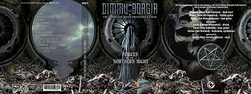 Dimmu Borgir - Forces Of The Northern Night (2011)