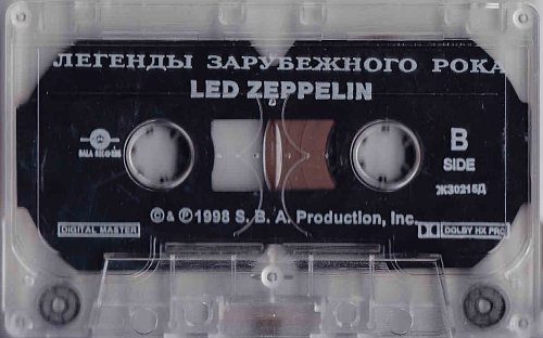 Led Zeppelin - Легенды зарубежного рока (1999)