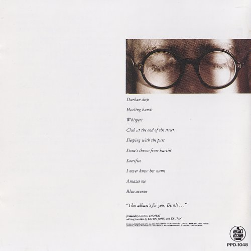Elton John - Sleeping With The Past (1989)