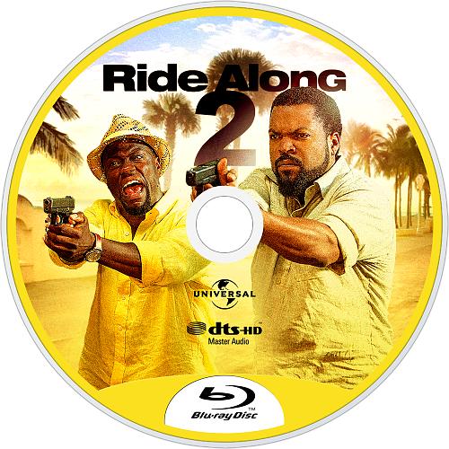 Миссия в Майами / Ride Along 2 (2016)