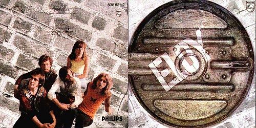 Eloy - Eloy (1971)