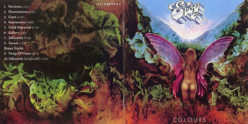 Eloy - Colours (1980)