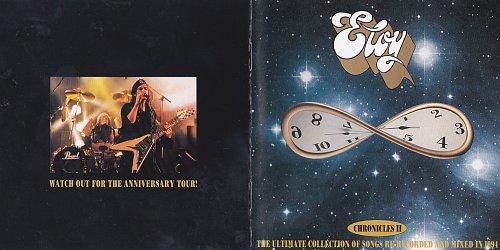 Eloy - Chronicles II (1994)