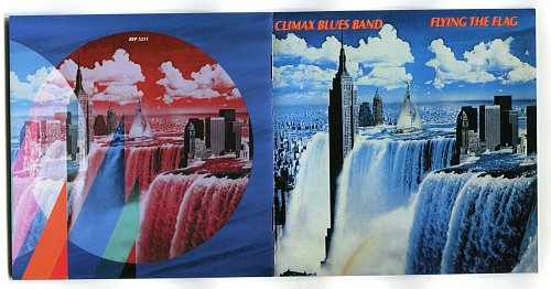 Climax Blues Band - Flying The Flag (1980)