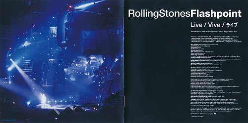Rolling Stones,The - Flashpoint (1991)