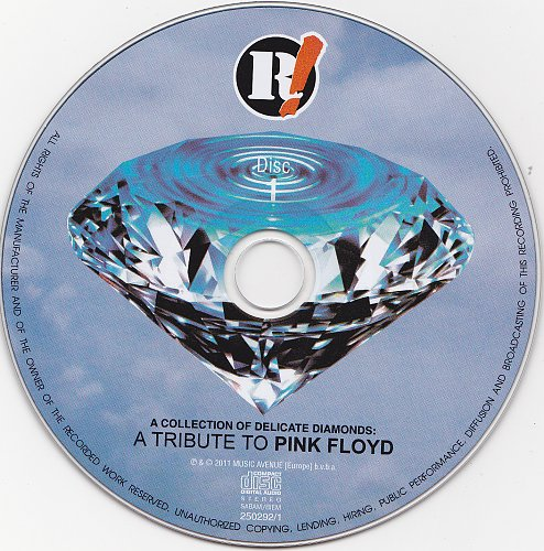 VA - A Collection Of Delicate Diamonds - Tribute to Pink Floyd (2011)