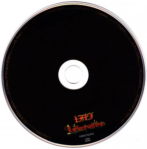 1349 - Liberation [Candlelight Records Candle077CD] (2003)