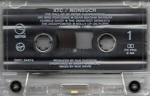 XTC - Nonsuch (1992)