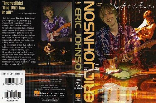 Eric Johnson - The Art Of Guitar (2005)