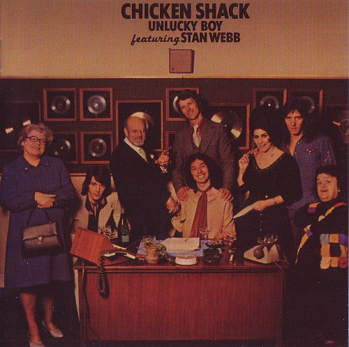 Chicken Shack - Unlucky Boy (1973)