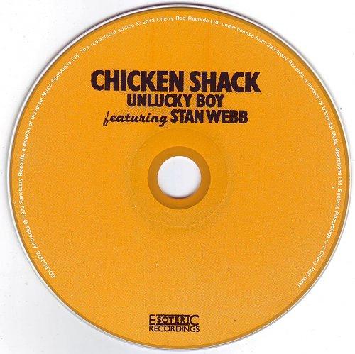 Chicken Shack - Unlucky Boy (1973)
