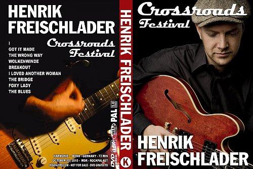 Henrik Freischlader - Crossroads Festival (2010)