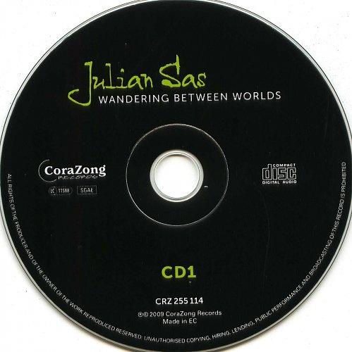 Julian Sas - Wandering Between Worlds (2009)