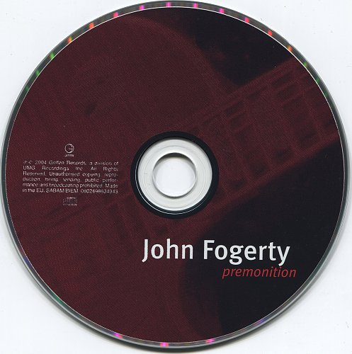 John Fogerty - Premonition (2004)