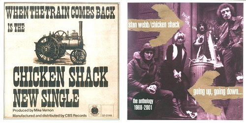 Stan Webb-Chicken Shack - Going Up Going Down (The Anthology 1968-2001) 2004