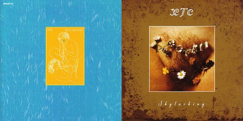 XTC - Skylarking (1986 Virgin Records Ltd.; 2010, 2013 Ape House, EMI Virgin Music Ltd., UK, EU)
