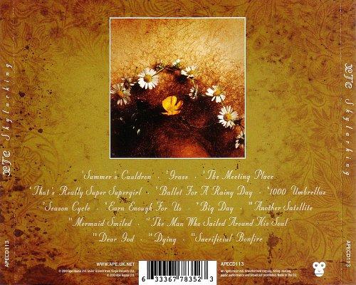 XTC - Skylarking (1986 Virgin Records Ltd.; 2010, 2013 Ape House, EMI Virgin Music Ltd., UK, EU)