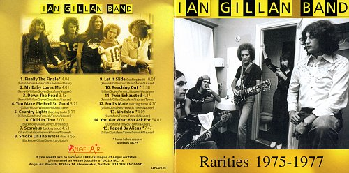 Ian Gillan Band - Rarities 1975-77 (2003)