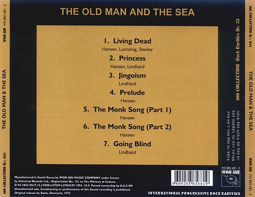 Old Man & The Sea - The Old Man & The Sea (1972)