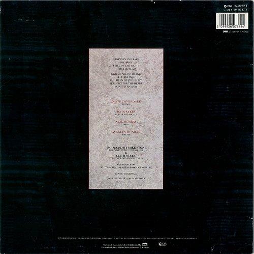 Whitesnake - Whitesnake (1987) LP
