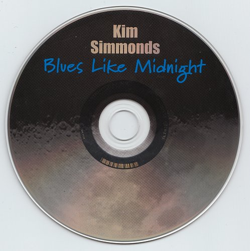 Kim Simmonds - Blues Like Midnight (2001)
