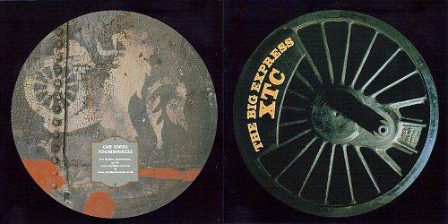 XTC - The Big Express (1984 Virgin Records Ltd.; 2001 Caroline Records Inc., USA)