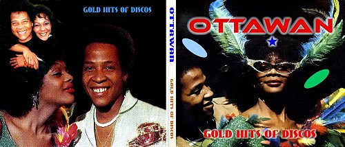 Ottawan - Gold Hits of Discos (2010)