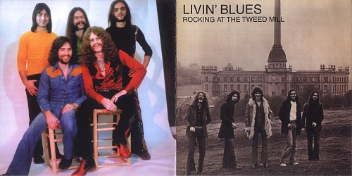 Livin' Blues - Rocking At The Tweed Mill (1972)