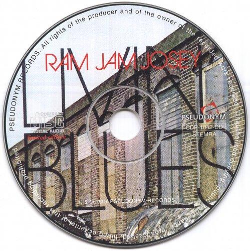 Livin' Blues - Ram Jam Josey (1973)