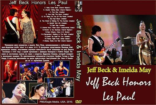 Jeff Beck & Imelda May - Honors Les Paul (2010)