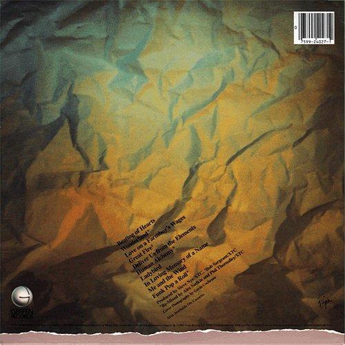 XTC - Mummer (1983 Virgin Records Ltd., 1984 Geffen Records, Warner Bros., Capitol, USA)