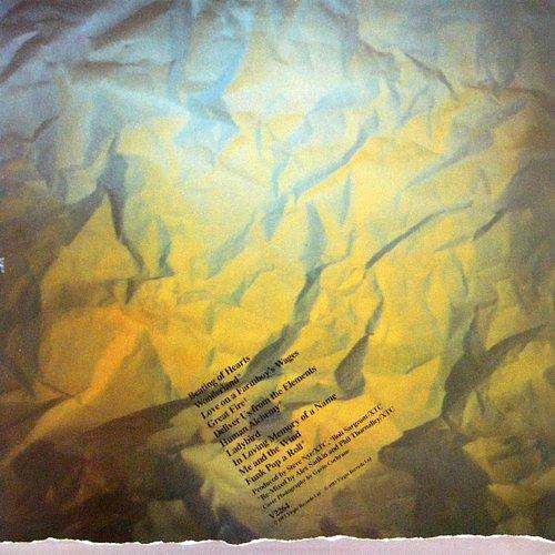 XTC - Mummer (1983, 1986 Virgin Records Ltd., The Sound Clinic, UK)