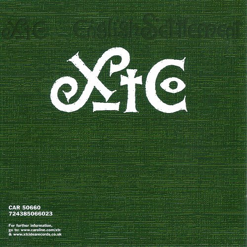 XTC - English Settlement (1982, 2001 Virgin Records Ltd., 2002 Caroline Records, Warner Bros., USA)
