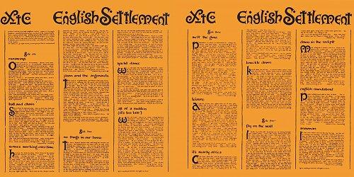 XTC - English Settlement (1982, 2001 Virgin Records Ltd., 2002 Caroline Records, Warner Bros., USA)