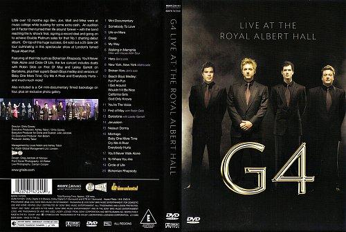 G4 - Live At Royal Albert Hall (2005)