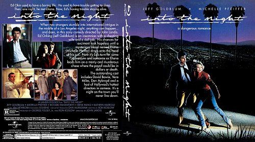 В ночи / Into the Night (1985)