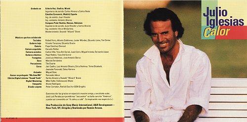 Julio Iglesias - Calor (1992)